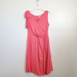 Anthropologie Dresses - NWT Anthropologie TULLE Salmon Dress